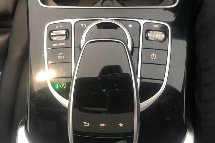2018 MY08 Mercedes-Benz C-class W205 808MY C200 Sedan Image 18
