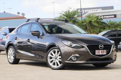 2016 Mazda 3 BM Series SP25 Sedan Image 2