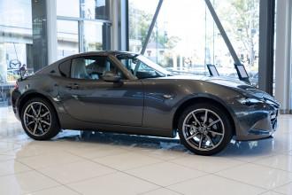 2021 Mazda MX-5 ND RF GT Cabriolet Image 4