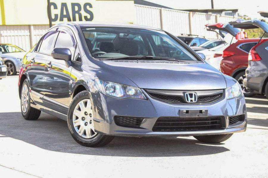2010 Honda Civic MY10 VTi Sedan Image 1