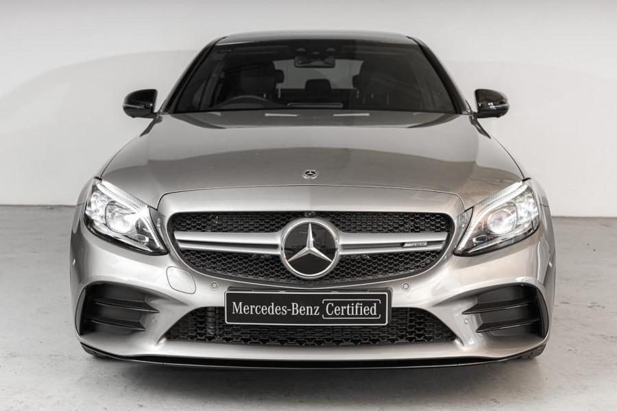 2020 Mercedes-Benz C-class C43 AMG