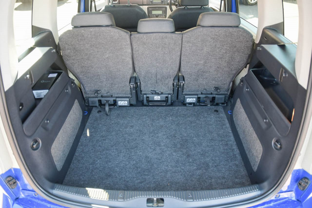 2008 Skoda Roomster 5J TDI Wagon Image 7