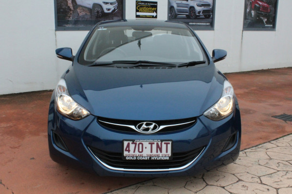 2013 Hyundai Elantra MD3 Active Sedan Image 2