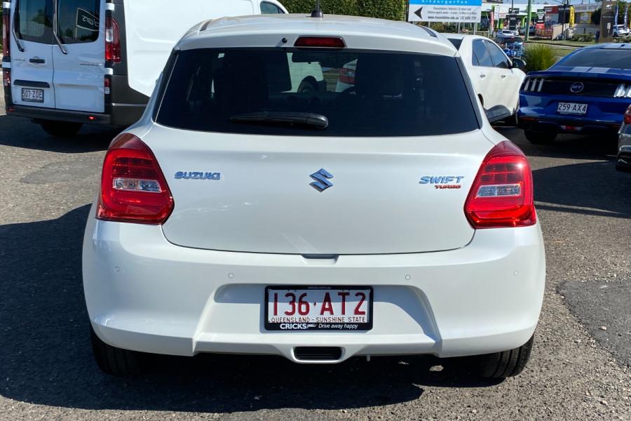 2020 Suzuki Swift Turbo Image 4