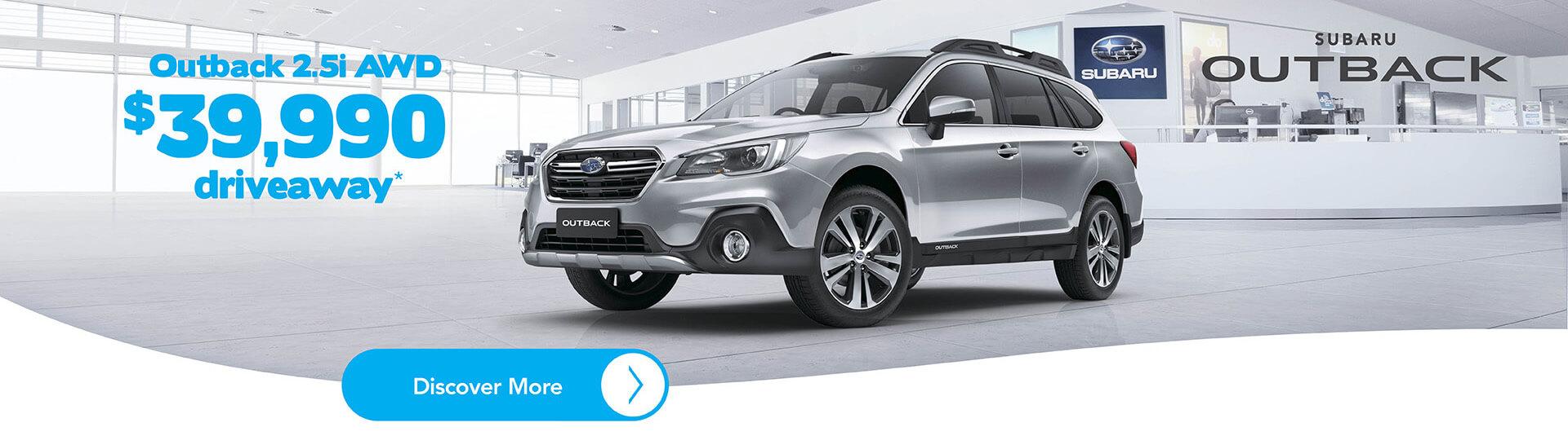 Subaru Offer - Feb 2019 - Outback