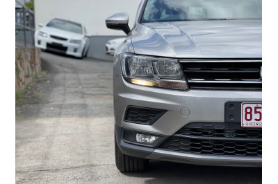 2017 Volkswagen Tiguan 5N MY18 132TSI Comfortline Suv Image 5