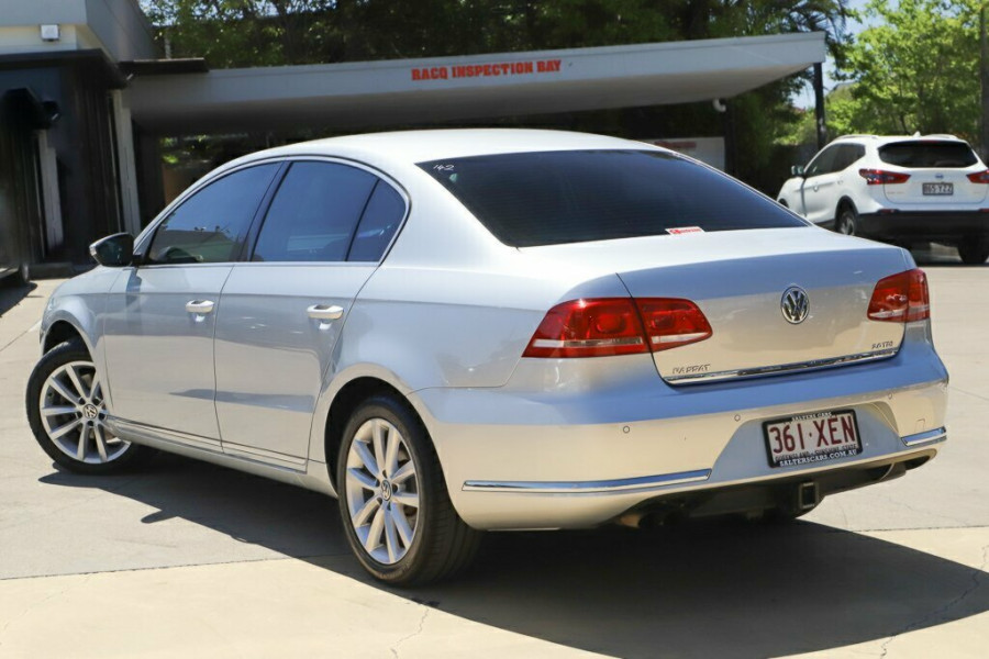 2012 MY13 Volkswagen Passat Type 3C MY13 125TDI DSG Highline Sedan