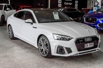 2020 Audi A5 F5 MY20 45 TFSI S line Hatchback Image 3
