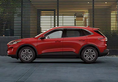 All-New Escape Escape
