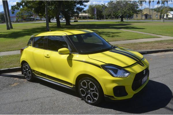 2018 Suzuki Swift AZ Hatchback Hatchback Image 2