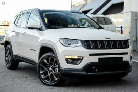 Jeep Compass S-Limited M6