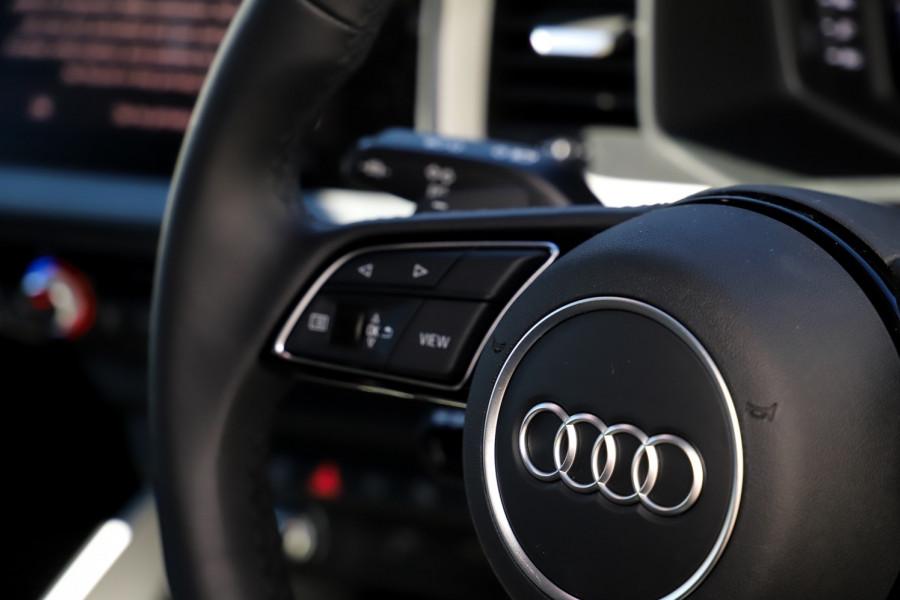 2021 MY18 Audi A1 8X 1.8 TFSI S Line Hatchback