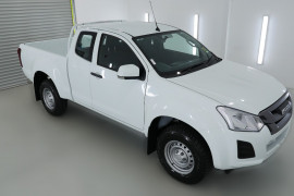 Isuzu UTE D-MAX 4x2 SX Space Cab Ute High-Ride --