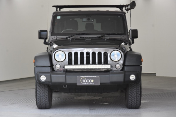 2016 Jeep Wrangler JK MY2016 Unlimited Softtop Image 2