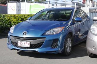 2012 Mazda 3 BL Series 2 Neo Sedan Image 4