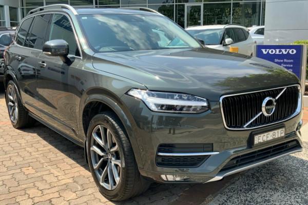 2018 MY19 Volvo XC90 256 MY19 D5 Momentum (AWD) Suv Image 3