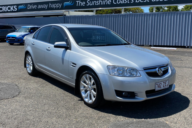 2011 Holden Commodore VE II Omega Sedan