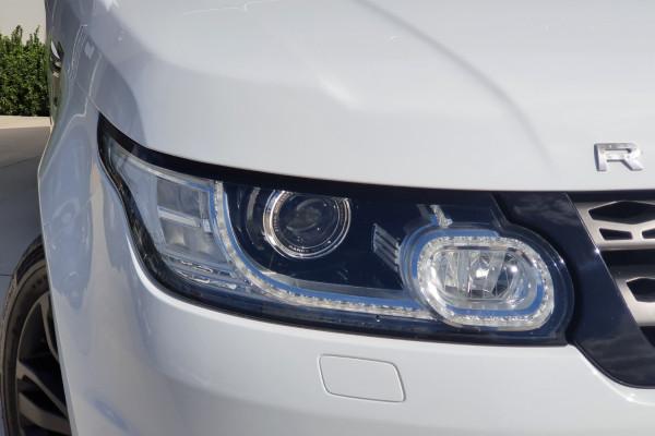 2016 Land Rover Range Rover Sport L494 16MY TDV6 Suv
