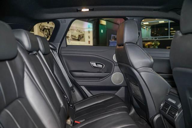 2016 Land Rover Range Rover Evoque L538 MY16.5 TD4 150 Pure Suv Image 10