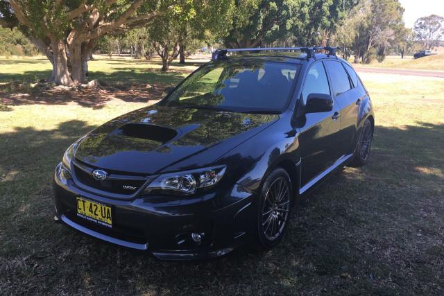 2012 MY13 Subaru Impreza G3 MY13 WRX Hatch