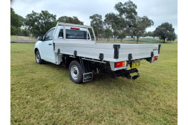 2015 MY15.5 Isuzu UTE D-MAX SX 4x2 Single Cab Chassis Low-Ride Cab chassis Image 5