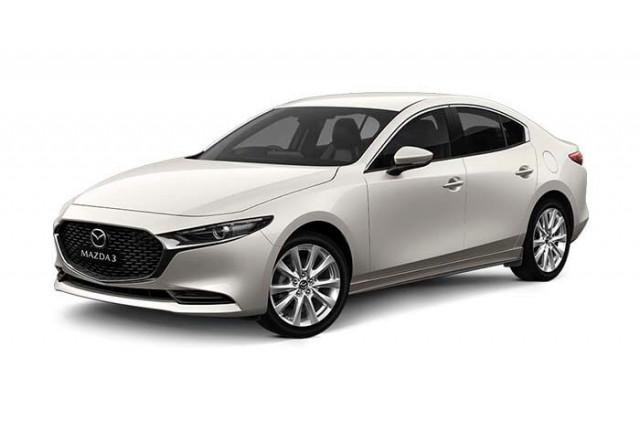 2020 Mazda 3 BP G20 Touring Sedan Sedan