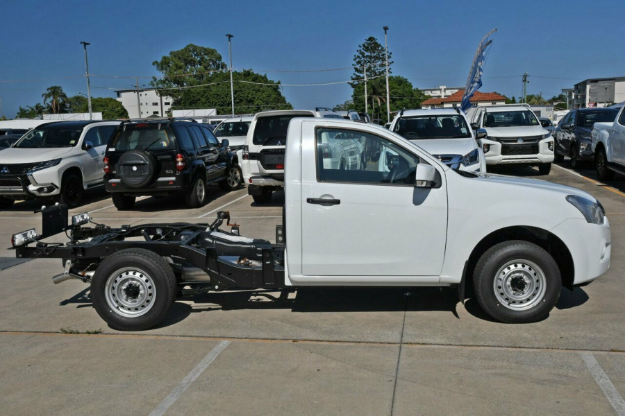 2019 Isuzu UTE D-MAX SX Single Cab Chassis Low-Ride 4x2  Cab chassis