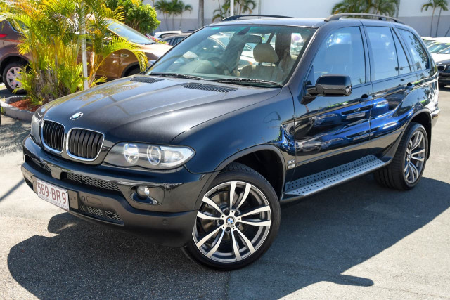 2006 BMW X5 E53 MY05 d Suv Image 2