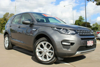 Land Rover Discovery Sport TD4 110kW HSE L550 18MY