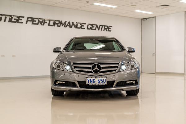 2010 Mercedes-Benz E-class C207 E250 CDI B Elegance Coupe