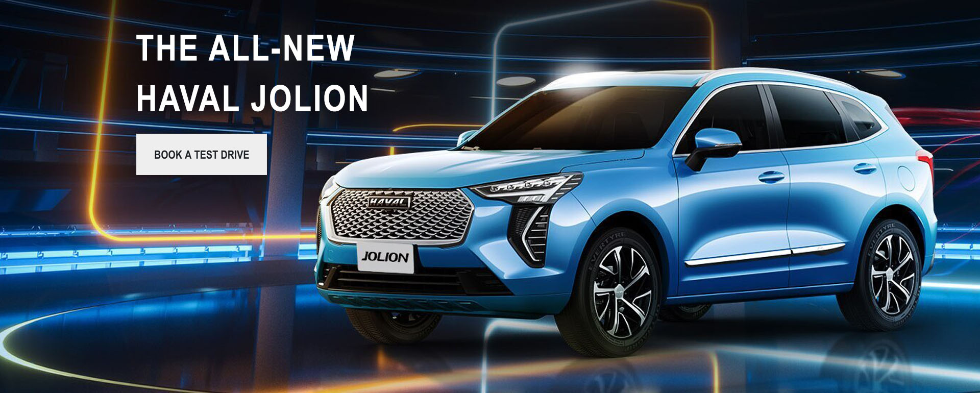 The All-New Haval Jolion