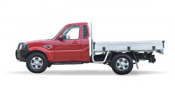 New Mahindra Pik-Up Single Cab