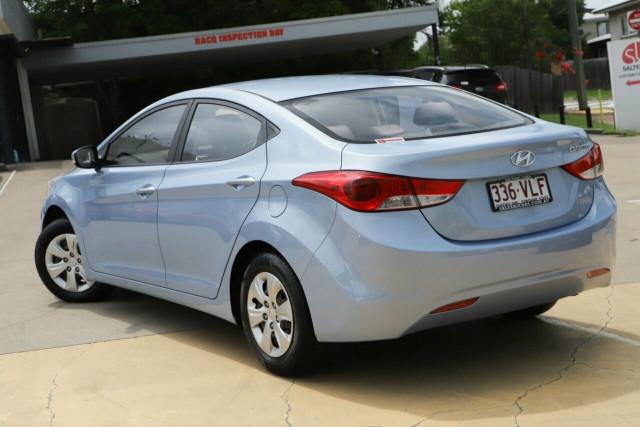2012 Hyundai Elantra MD Active Sedan Image 2