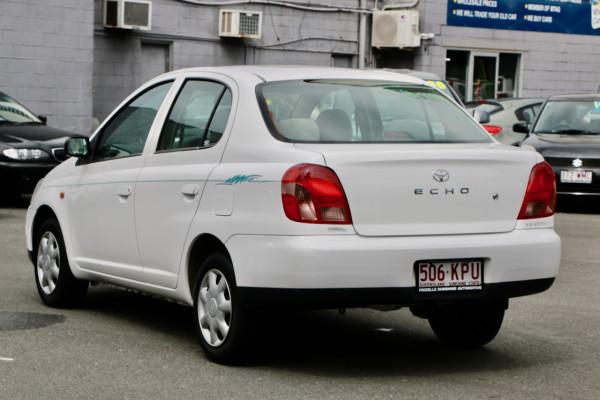 2000 Toyota Echo NCP12R NCP12R Sedan Image 3