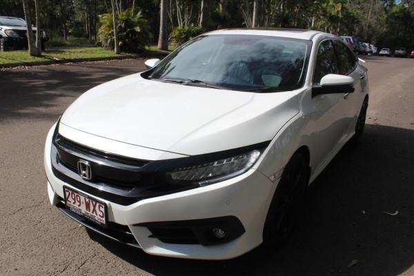 2016 Honda Civic 10th Gen RS Sedan Image 4