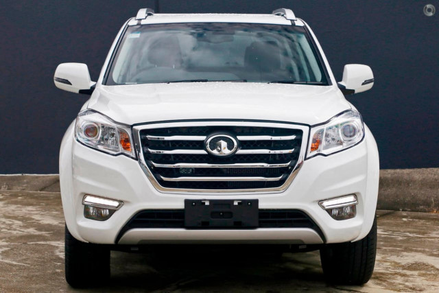 2020 MY18 Great Wall Steed K2 Dual Cab Diesel Cab chassis Image 2