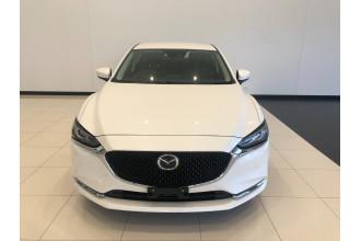 2019 Mazda 6 GL1033 Touring Sedan Image 3