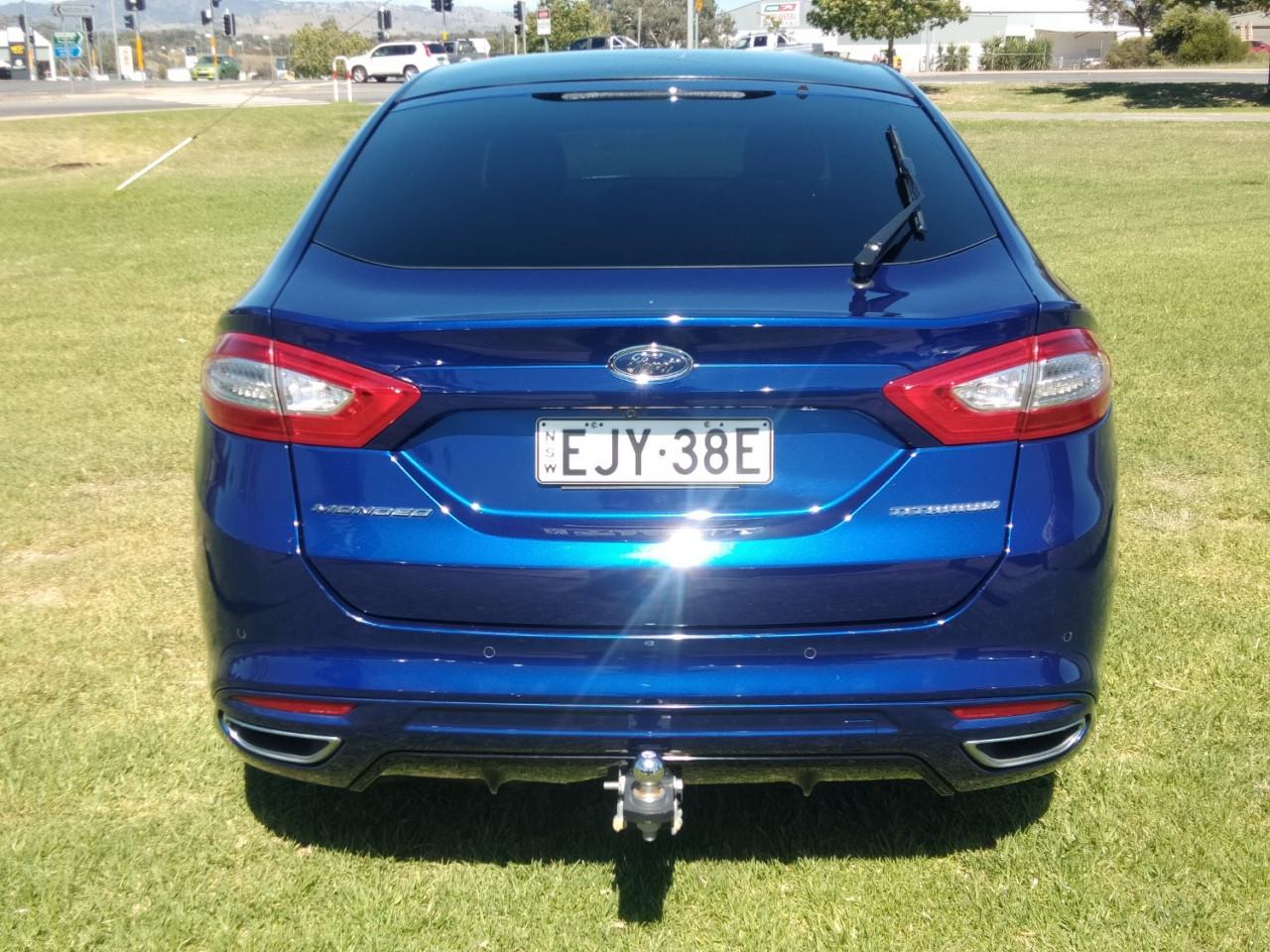 2016 Ford Mondeo MD TITANIUM Hatchback Image 8