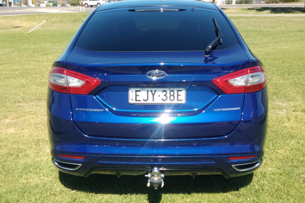 2016 Ford Mondeo MD TITANIUM Hatchback Mobile Image 8