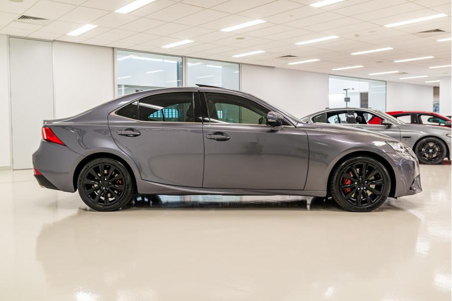 2013 Lexus Is GSE31R 350 Luxury Sedan