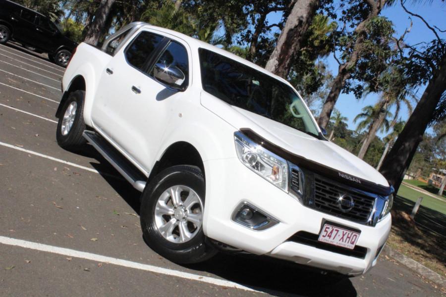 2017 Nissan Navara D23 S2 ST Ute Utility