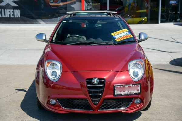 2010 Alfa Romeo Mito MY10 Sport TCT Hatchback Image 5