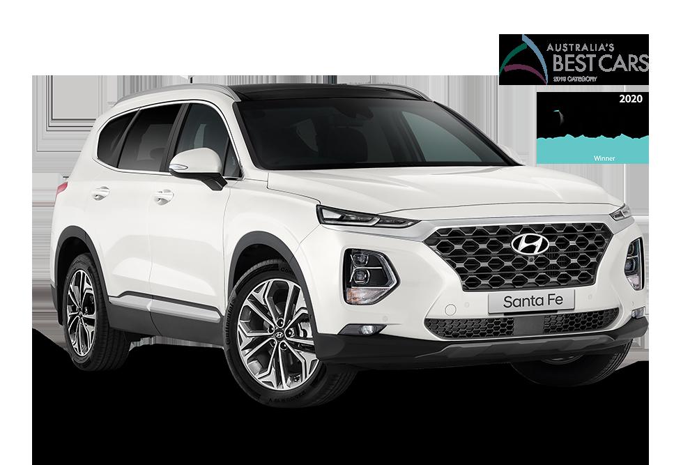 2020 Hyundai Santa Fe TM.2 Highlander Suv