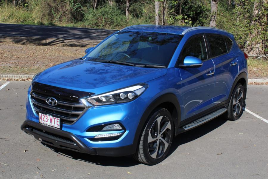 2016 Hyundai Tucson Elite Image 4