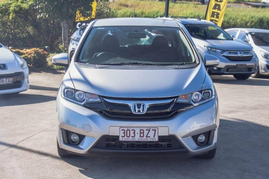 2014 MY12 Honda Jazz GE MY12 VTi-S Hatchback