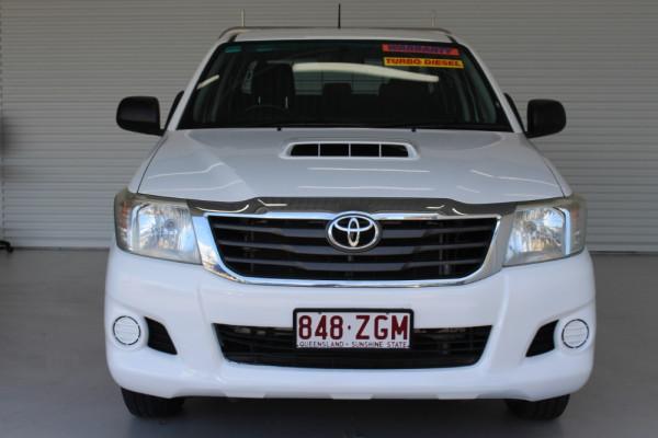 2014 Toyota HiLux KUN16R MY14 SR Crew cab Image 3