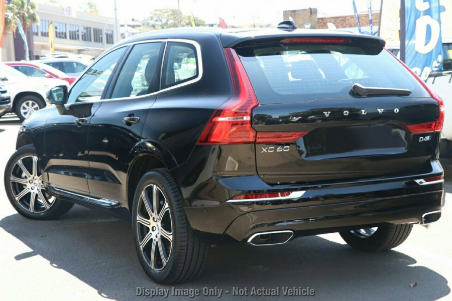 2018 MY19 Volvo XC60 UZ D4 AWD Inscription Wagon