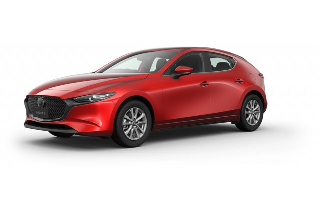 2021 MY20 Mazda 3 BP G20 Pure Hatch Hatchback