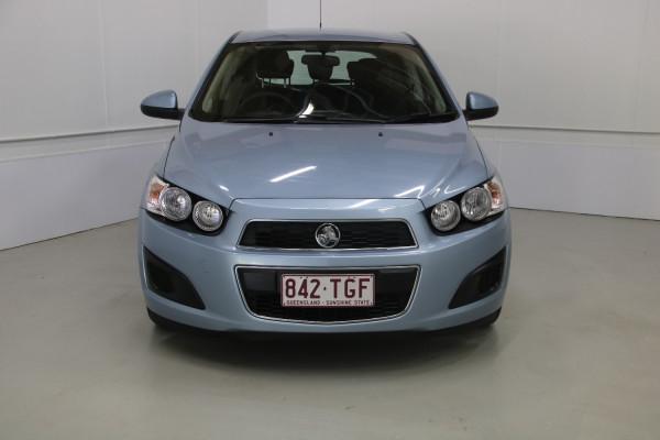 2012 Holden Barina TM TM Hatchback Image 2