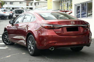 2021 Mazda 6 GL Series Touring Sedan Sedan Image 3